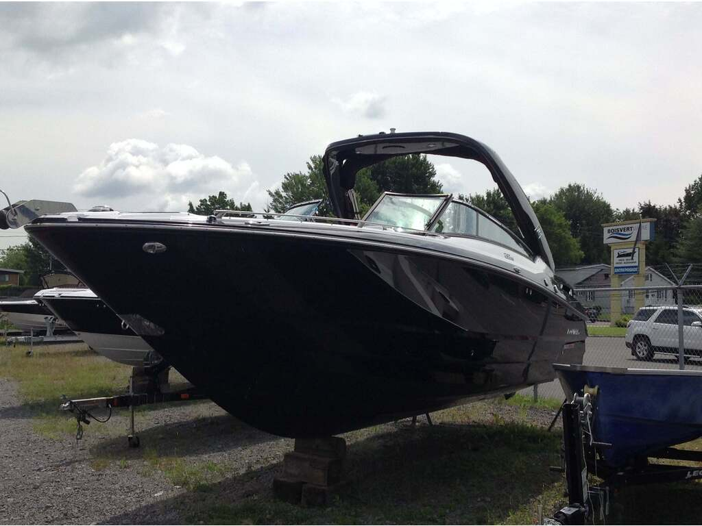 2020 Monterey boat for sale, model of the boat is 298 Ss & Image # 18 of 22