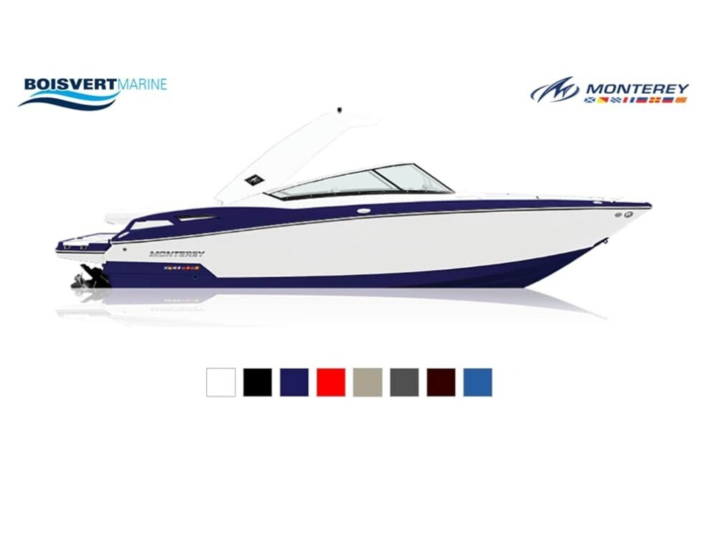 2020 Monterey boat for sale, model of the boat is 298 Ss & Image # 2 of 22