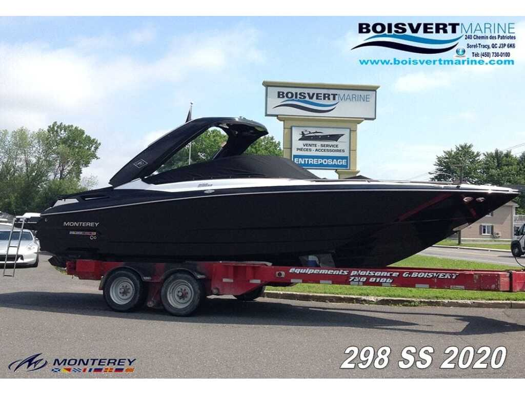 2020 Monterey boat for sale, model of the boat is 298 Ss & Image # 1 of 22