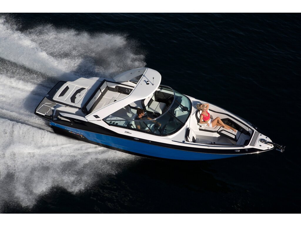 2020 Monterey boat for sale, model of the boat is 298 Ss & Image # 19 of 22