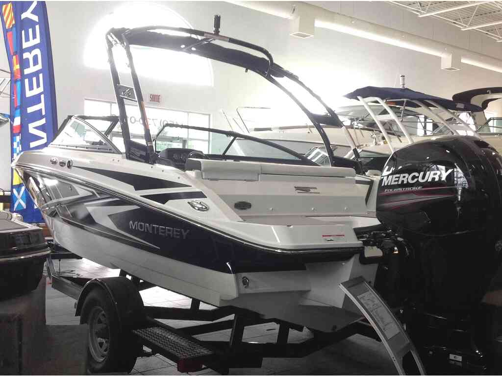 2019 Monterey boat for sale, model of the boat is M205 & Image # 2 of 16