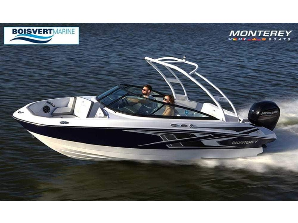 2019 Monterey boat for sale, model of the boat is M205 & Image # 12 of 16