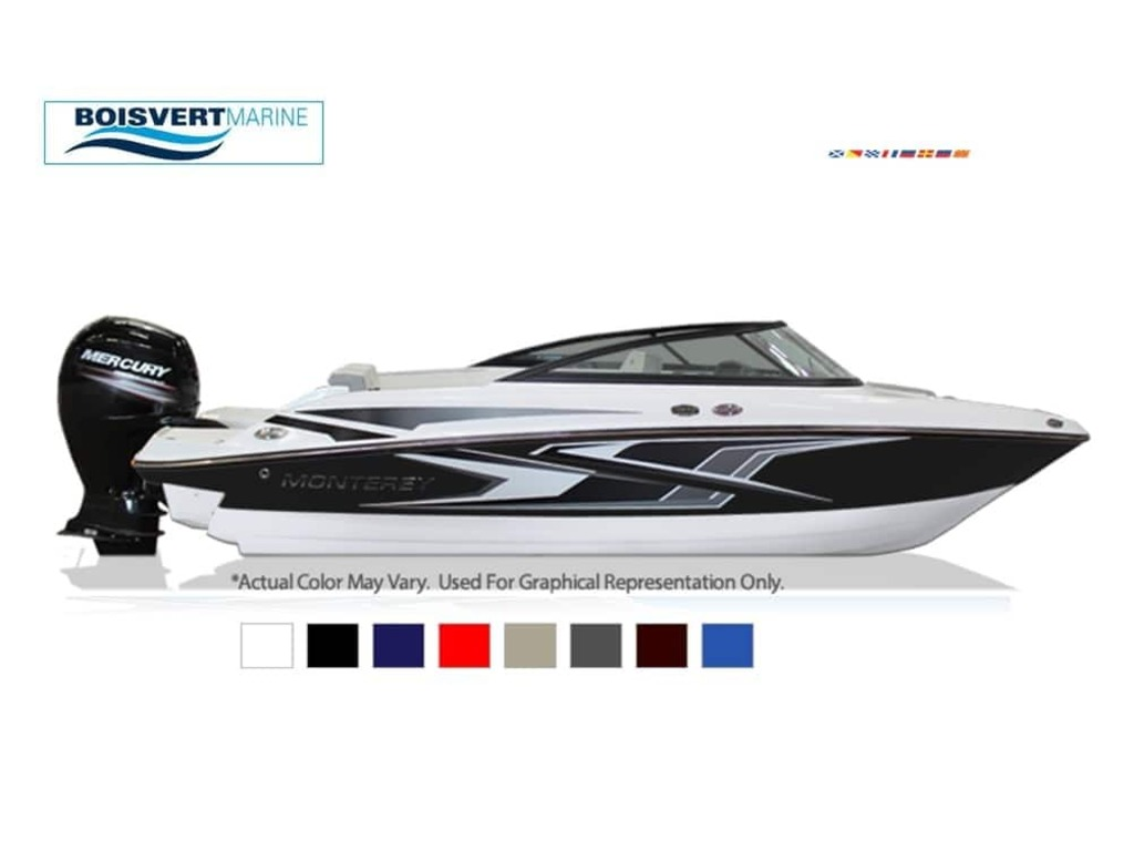 2019 Monterey boat for sale, model of the boat is M205 & Image # 14 of 16