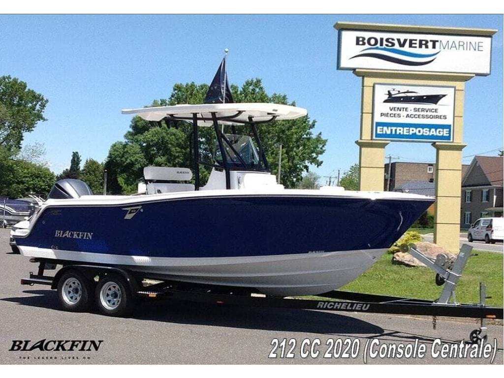 2020 Blackfin boat for sale, model of the boat is 212cc & Image # 18 of 25
