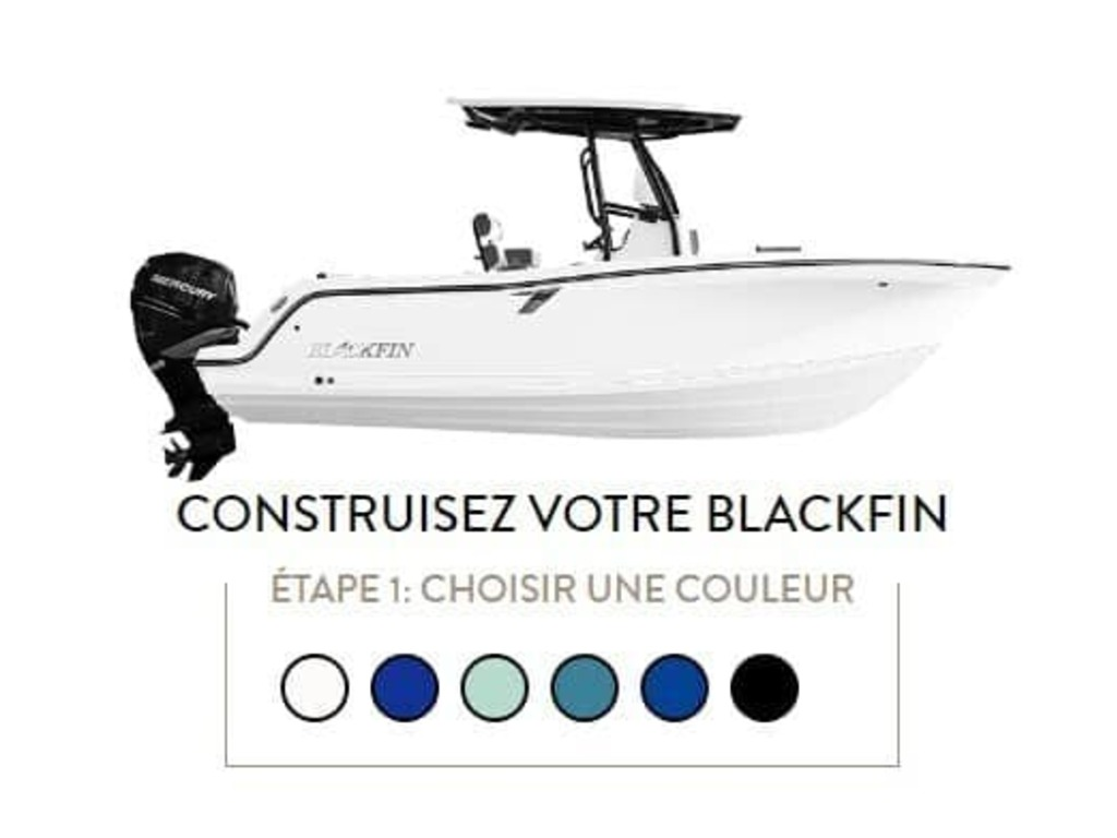 2020 Blackfin boat for sale, model of the boat is 212cc & Image # 5 of 25