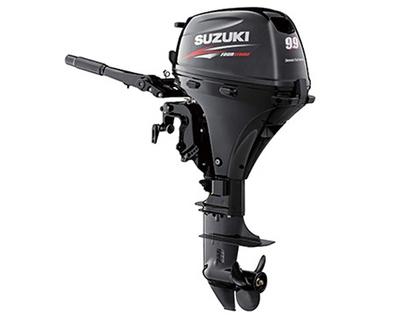 2018 Suzuki DF9.9 BEL