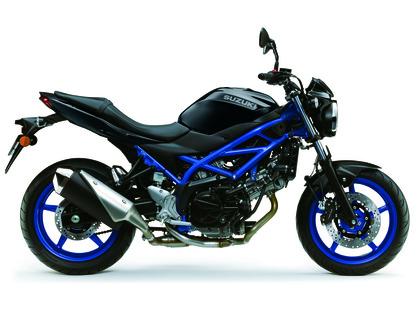 2019 Suzuki SV650 ABS –