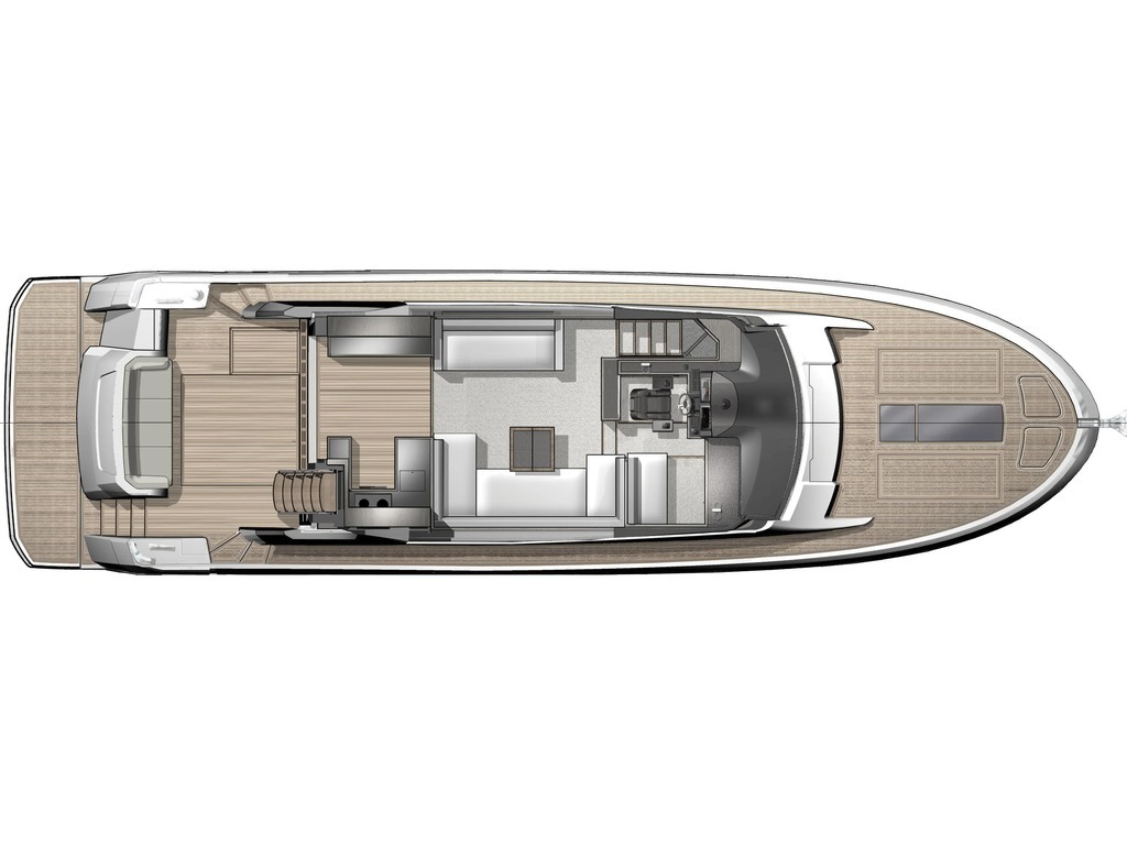 2020 Beneteau boat for sale, model of the boat is Monte Carlo 6 & Image # 16 of 17