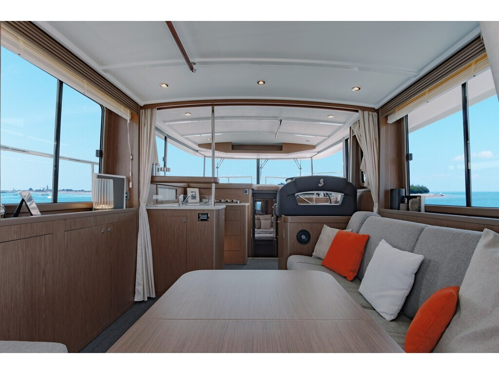 2020 Beneteau boat for sale, model of the boat is Swift Trawler 44 & Image # 5 of 14