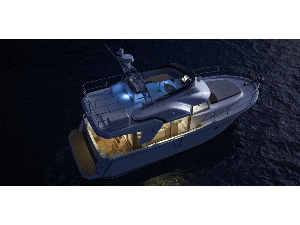 2020 Beneteau boat for sale, model of the boat is Swift Trawler 35 & Image # 4 of 18