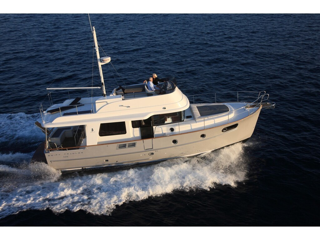 2021 Beneteau boat for sale, model of the boat is Swift Trawler 44 & Image # 2 of 14