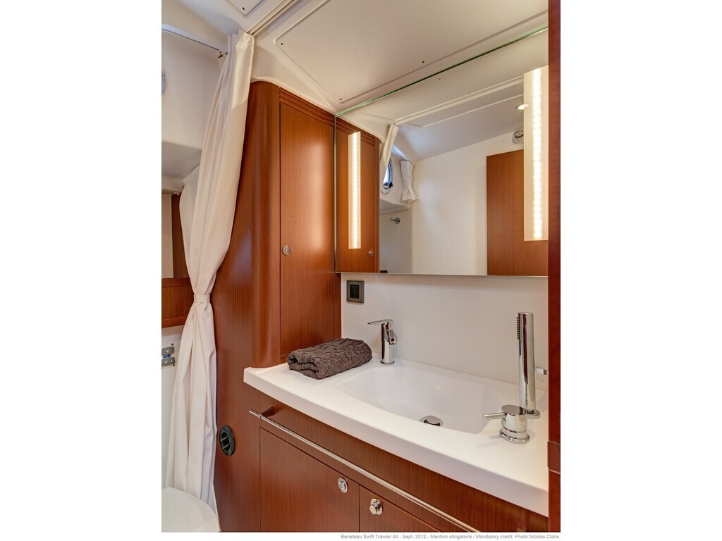 2020 Beneteau boat for sale, model of the boat is Swift Trawler 44 & Image # 9 of 14