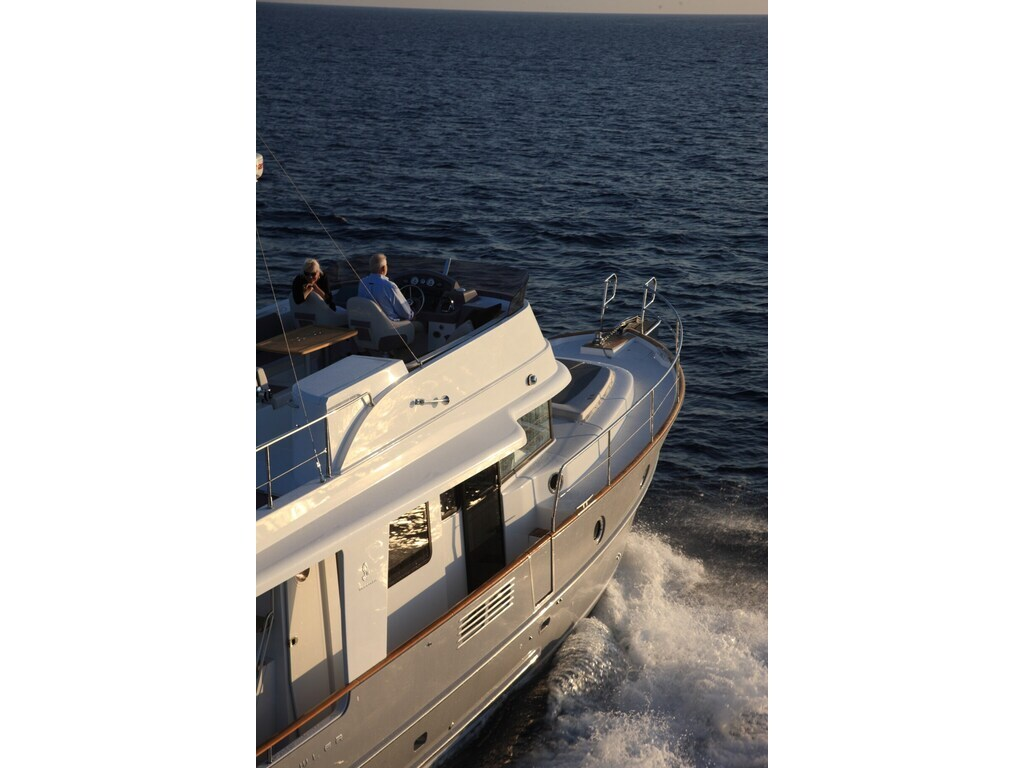 2020 Beneteau boat for sale, model of the boat is Swift Trawler 44 & Image # 3 of 14