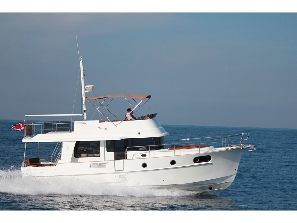 2020 Beneteau boat for sale, model of the boat is Swift Trawler 44 & Image # 2 of 14