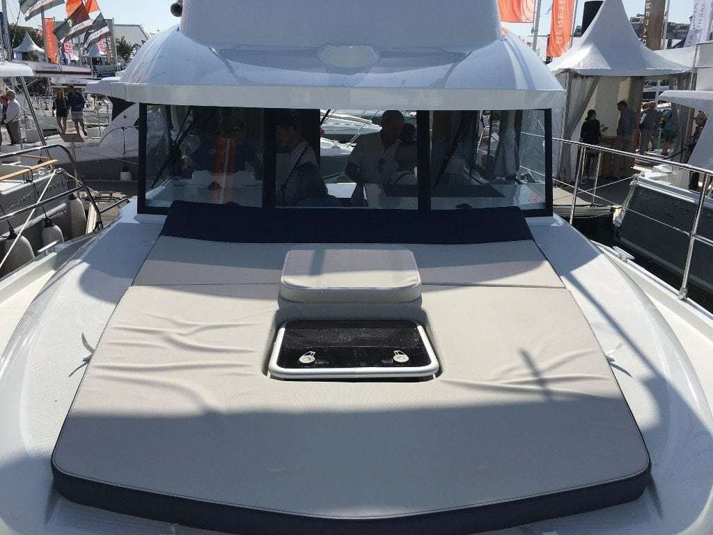 2020 Beneteau boat for sale, model of the boat is Swift Trawler 35 & Image # 6 of 18