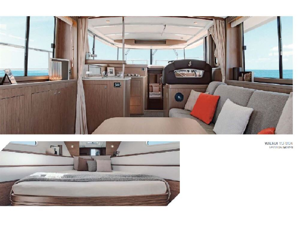 2020 Beneteau boat for sale, model of the boat is Swift Trawler 44 & Image # 4 of 14