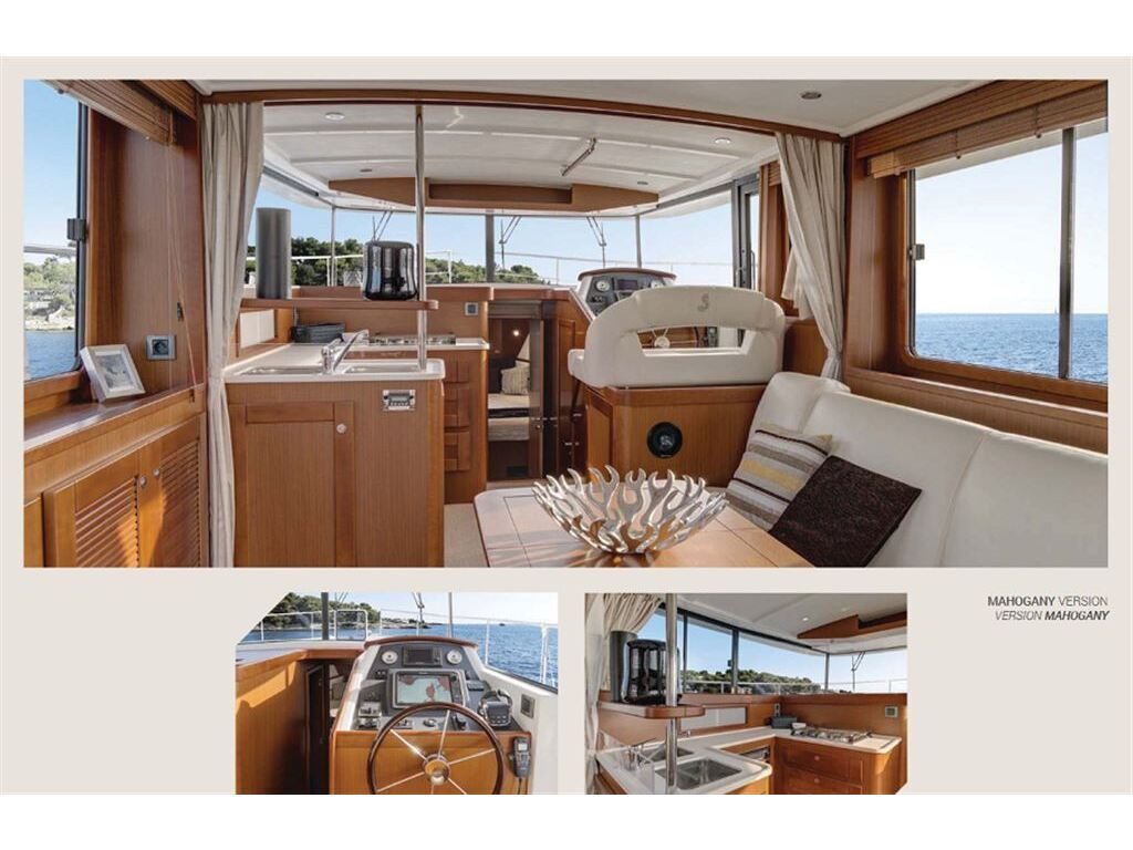 2021 Beneteau boat for sale, model of the boat is Swift Trawler 44 & Image # 3 of 14