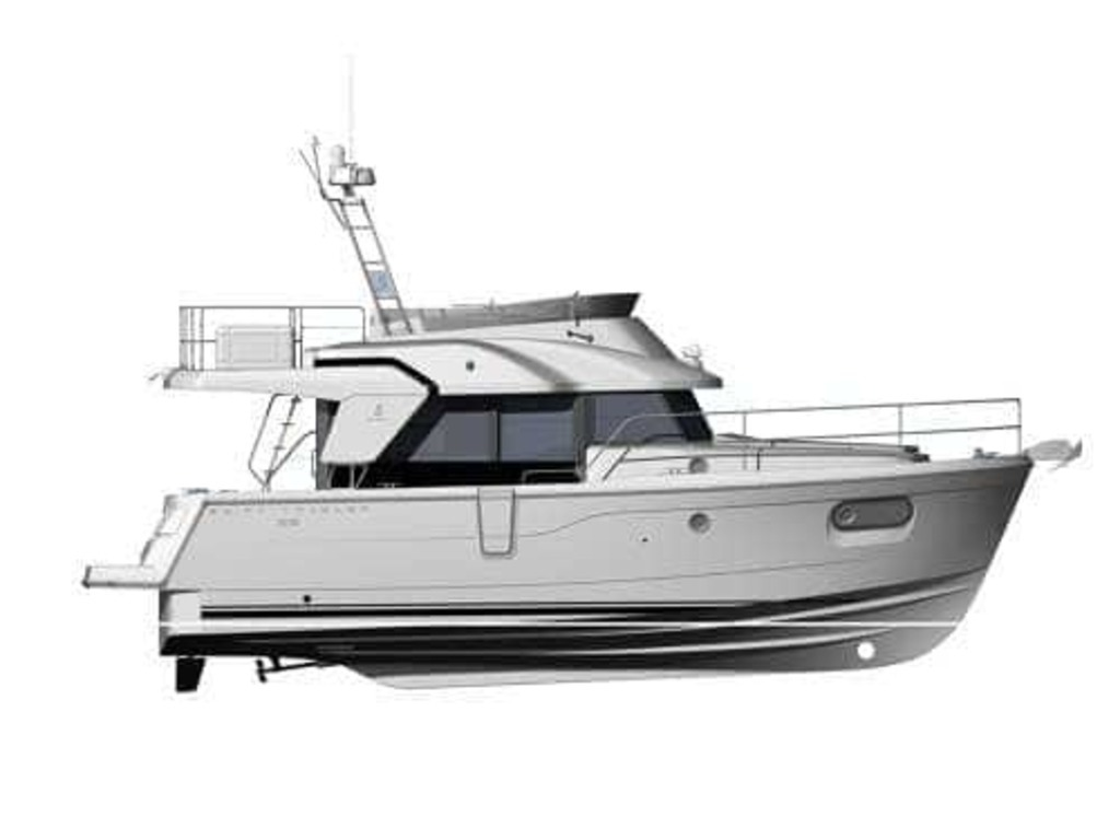2020 Beneteau boat for sale, model of the boat is Swift Trawler 35 & Image # 2 of 18
