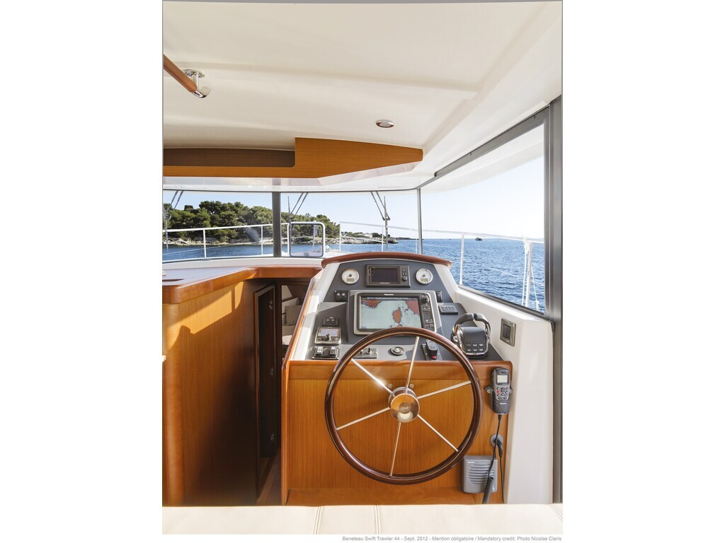 2020 Beneteau boat for sale, model of the boat is Swift Trawler 44 & Image # 6 of 14