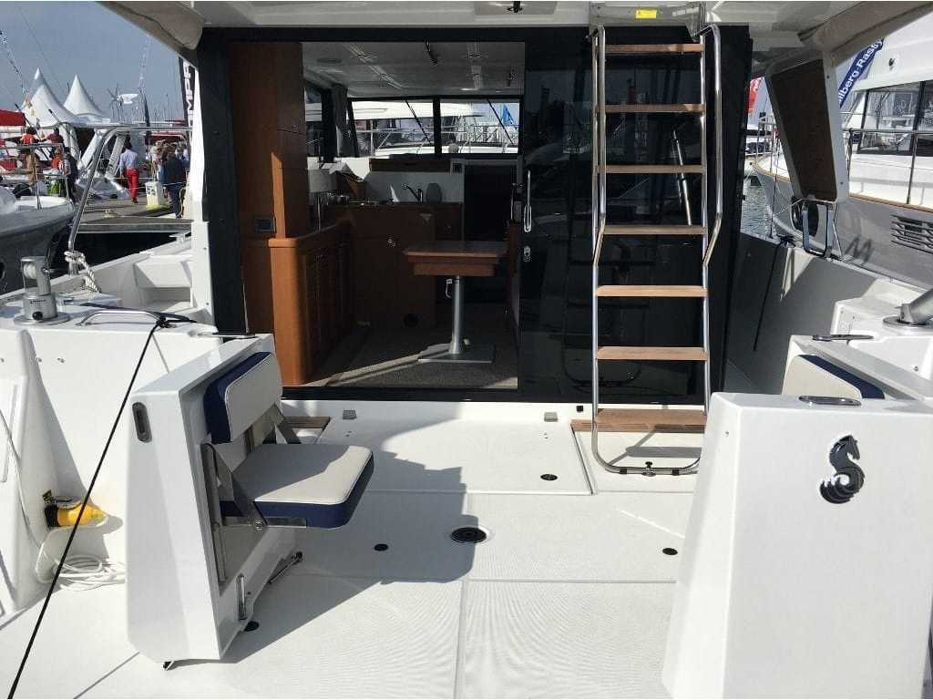 2020 Beneteau boat for sale, model of the boat is Swift Trawler 35 & Image # 8 of 18