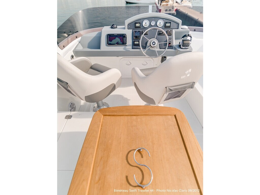 2021 Beneteau boat for sale, model of the boat is Swift Trawler 44 & Image # 10 of 14