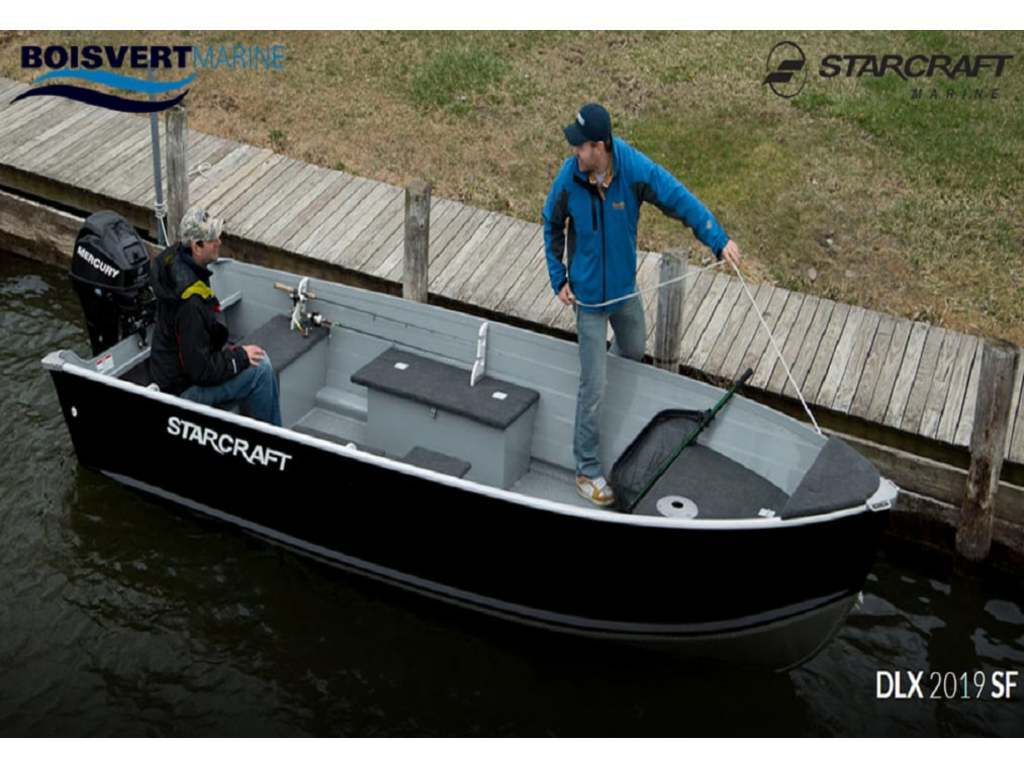 2020 Starcraft boat for sale, model of the boat is Sf Dlx & Image # 1 of 4
