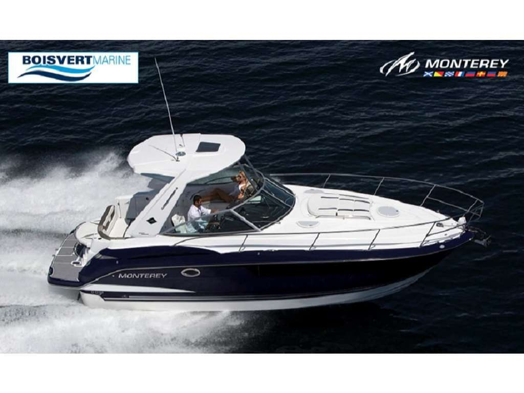 2020 Monterey boat for sale, model of the boat is 355sy & Image # 1 of 9