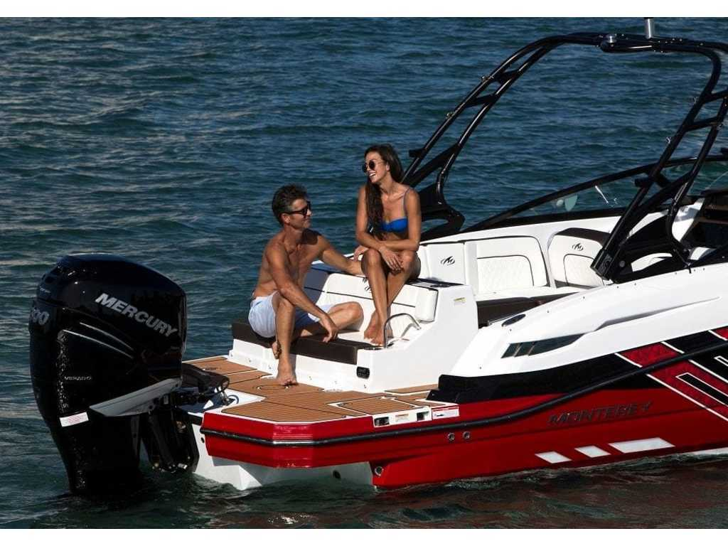 2020 Monterey boat for sale, model of the boat is M65 & Image # 3 of 9