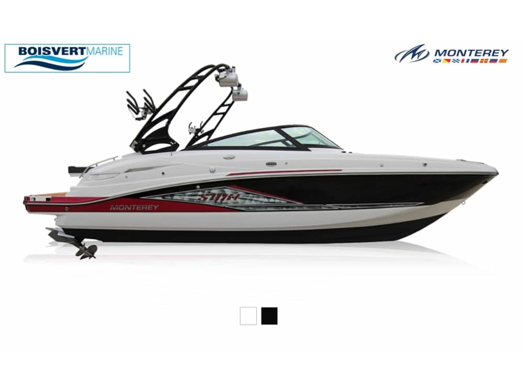 2020 Monterey boat for sale, model of the boat is Mx6 Surf & Image # 3 of 6