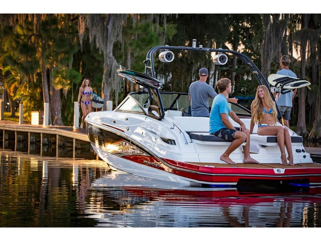 2020 Monterey boat for sale, model of the boat is Mx6 Surf & Image # 2 of 6