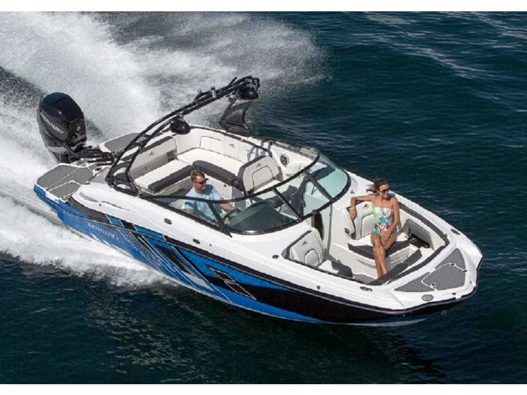 2021 Monterey boat for sale, model of the boat is M65 & Image # 4 of 9