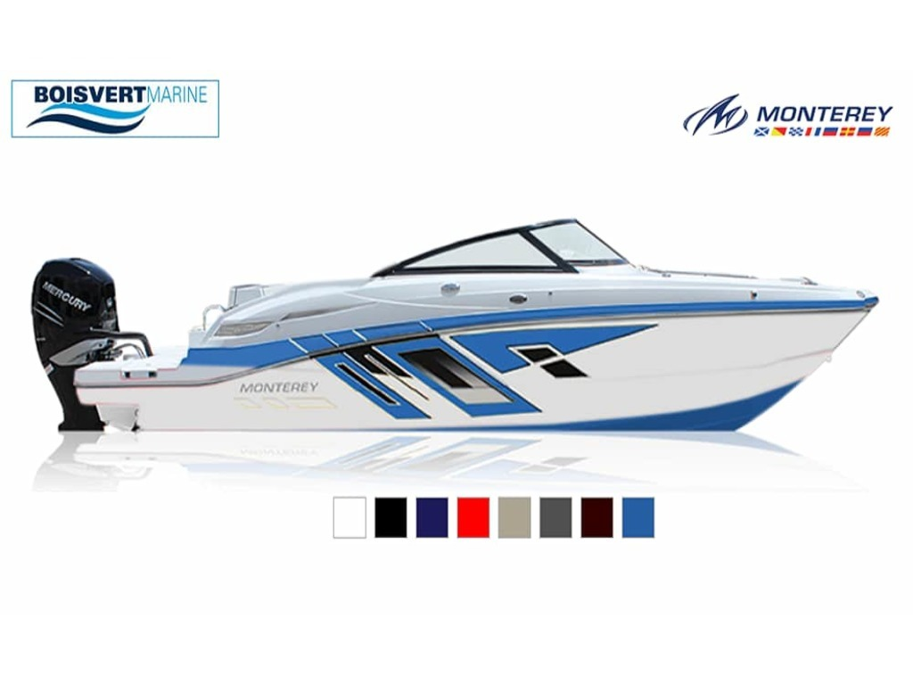 2021 Monterey boat for sale, model of the boat is M45 & Image # 2 of 5