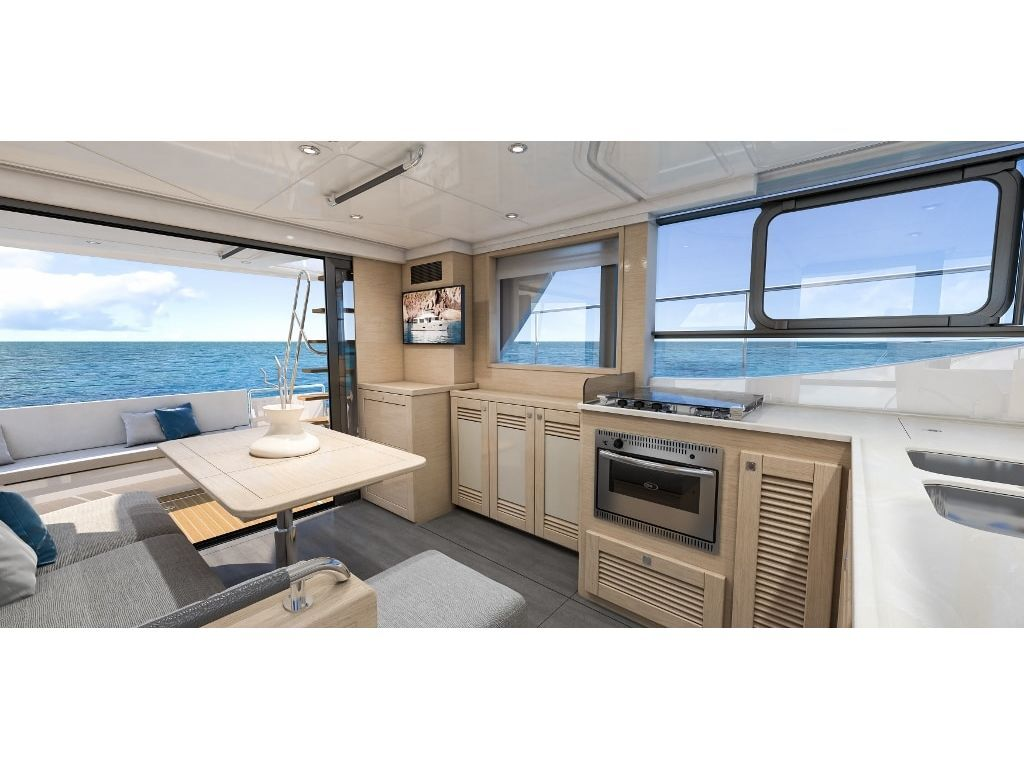 2020 Beneteau boat for sale, model of the boat is Swift Trawler 47 & Image # 5 of 12
