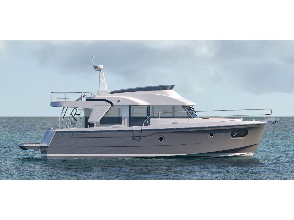 2020 Beneteau boat for sale, model of the boat is Swift Trawler 47 & Image # 2 of 12