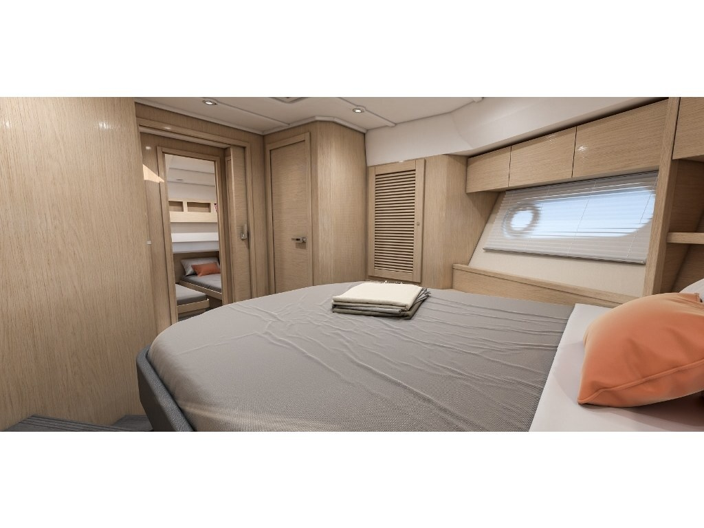 2020 Beneteau boat for sale, model of the boat is Swift Trawler 47 & Image # 8 of 12