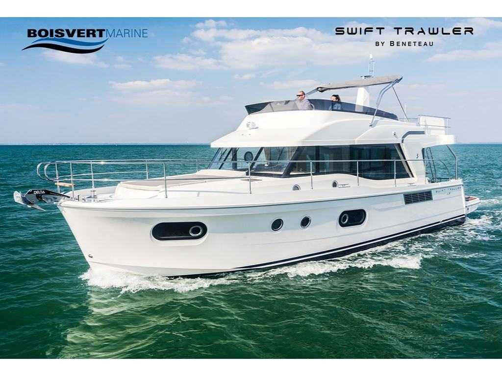 2020 Beneteau boat for sale, model of the boat is Swift Trawler 47 & Image # 1 of 12