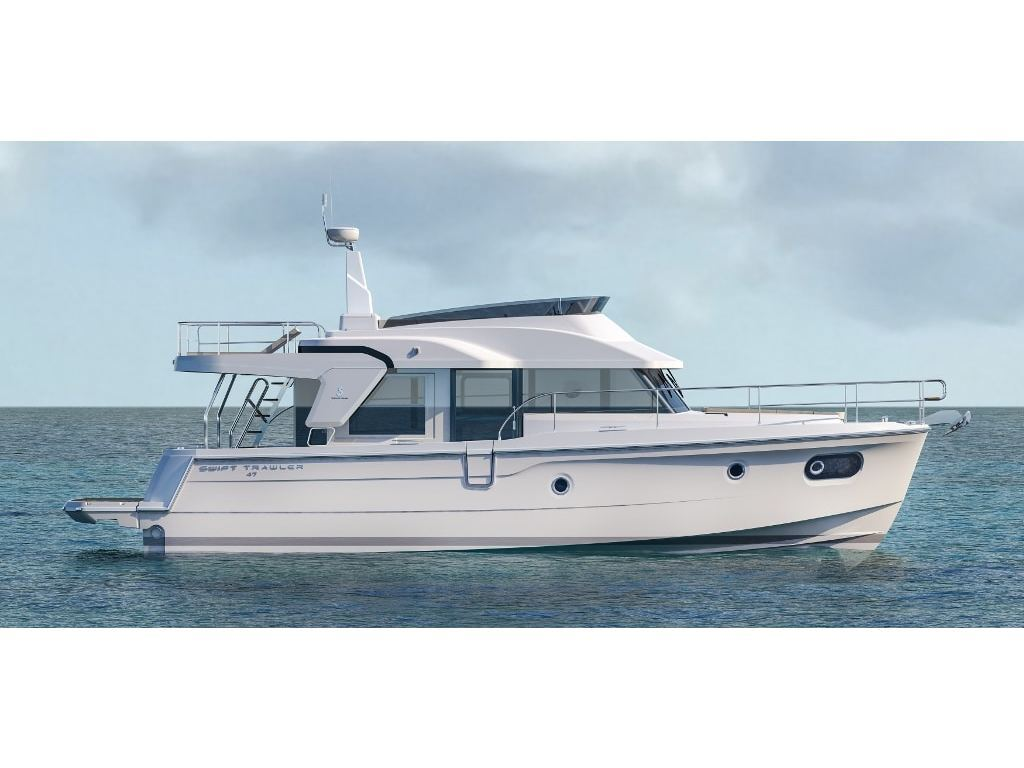 2020 Beneteau boat for sale, model of the boat is Swift Trawler 47 & Image # 3 of 12