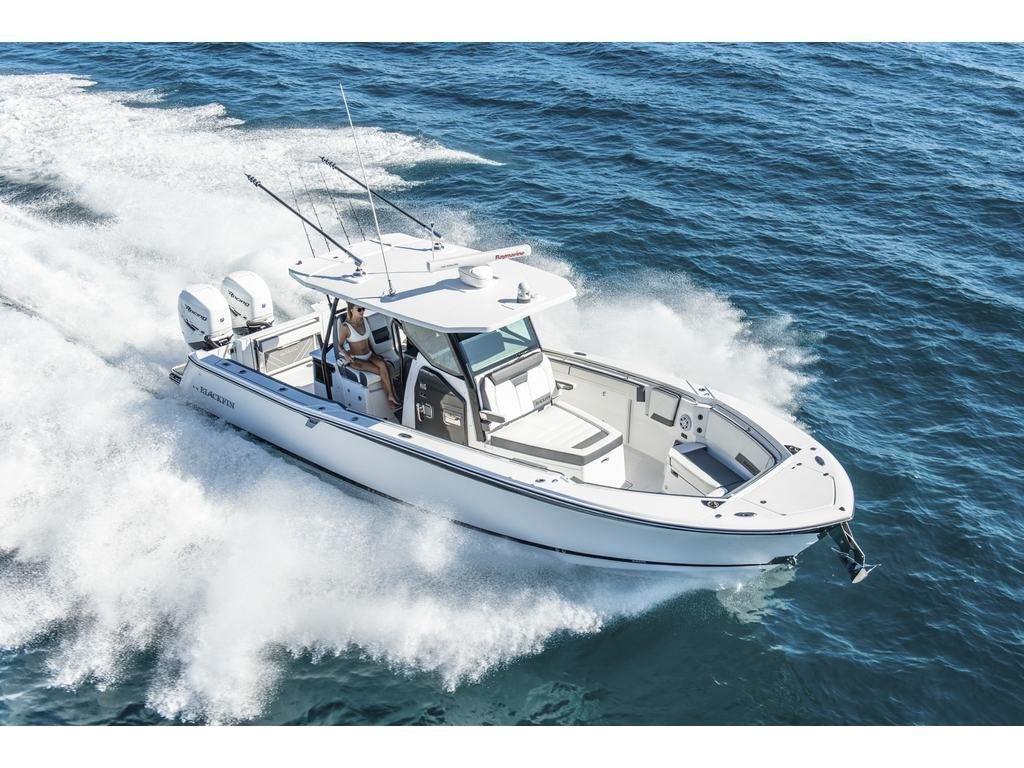 2021 Blackfin Marine International boat for sale, model of the boat is 332cc & Image # 14 of 14