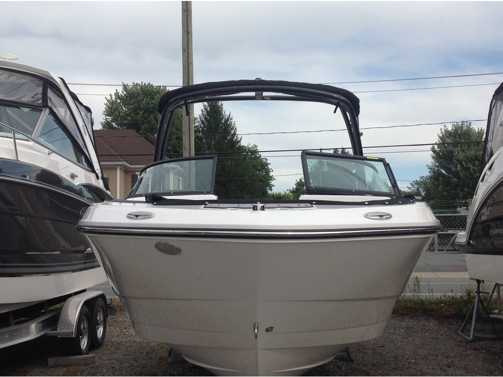2020 Monterey boat for sale, model of the boat is M22 & Image # 3 of 16