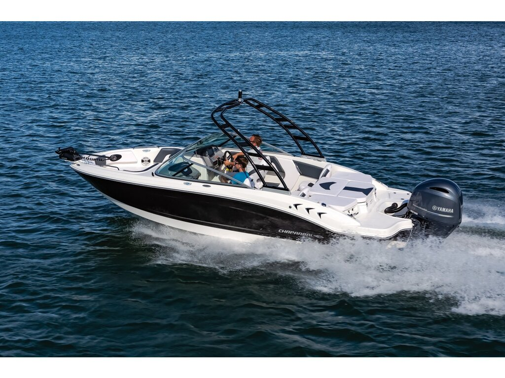 2021 Chaparral boat for sale, model of the boat is 21 Ssi Ski & Poisson O/b & Image # 3 of 4
