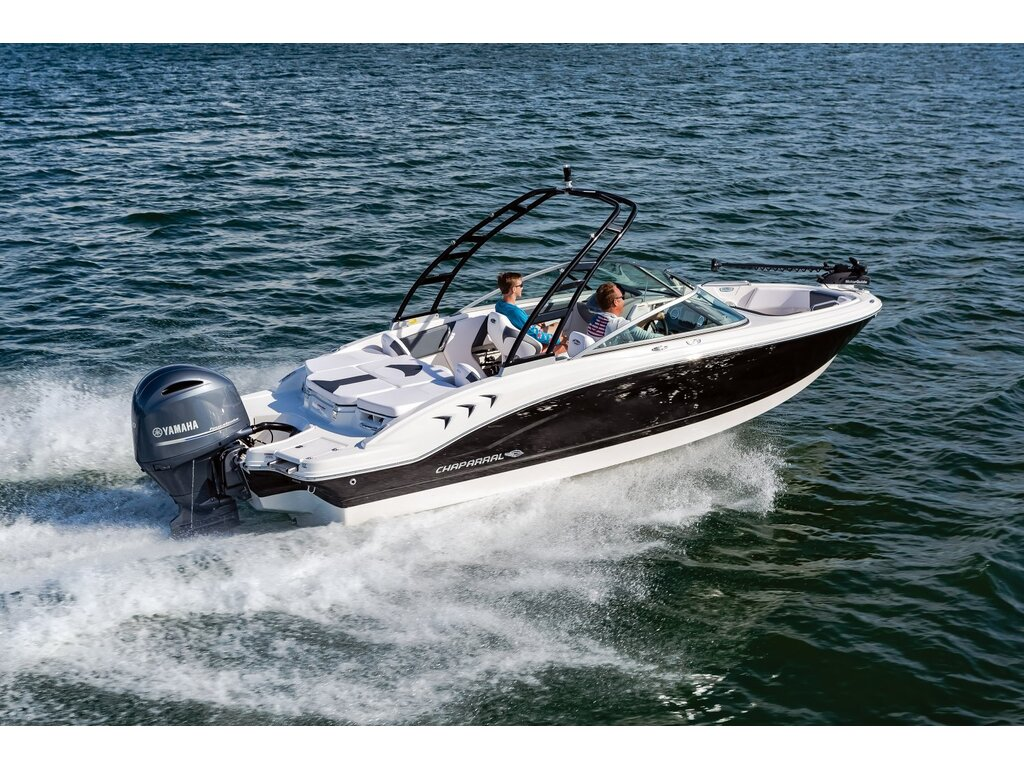 2021 Chaparral boat for sale, model of the boat is 21 Ssi Ski & Poisson O/b & Image # 4 of 4