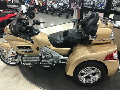 2006 Honda GL1800 Goldwing Trike