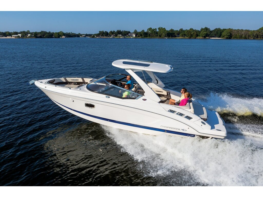 2020 Chaparral boat for sale, model of the boat is 317 Ssx & Image # 3 of 15
