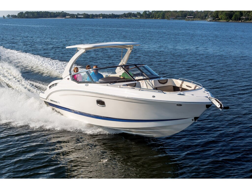 2021 Chaparral boat for sale, model of the boat is 317 Ssx & Image # 1 of 15