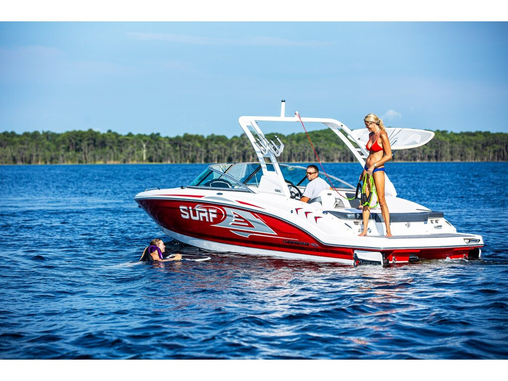 2020 Chaparral boat for sale, model of the boat is 23 Surf  & Image # 2 of 3
