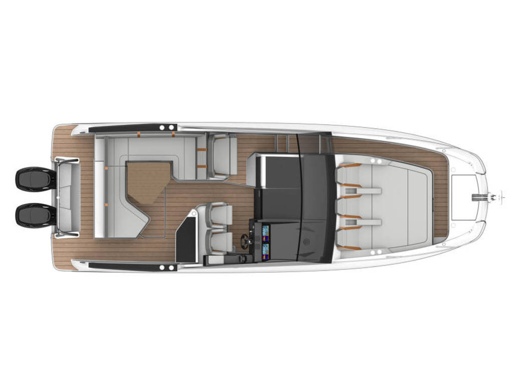 2020 Beneteau boat for sale, model of the boat is Flyer 32 & Image # 13 of 13