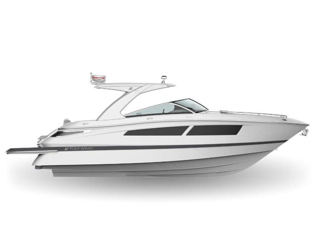 2019 Four Winns boat for sale, model of the boat is H 350 & Image # 4 of 16