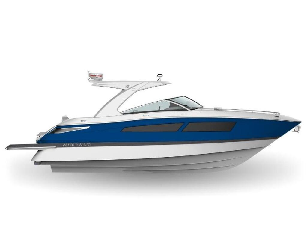 2019 Four Winns boat for sale, model of the boat is H 350 & Image # 2 of 16