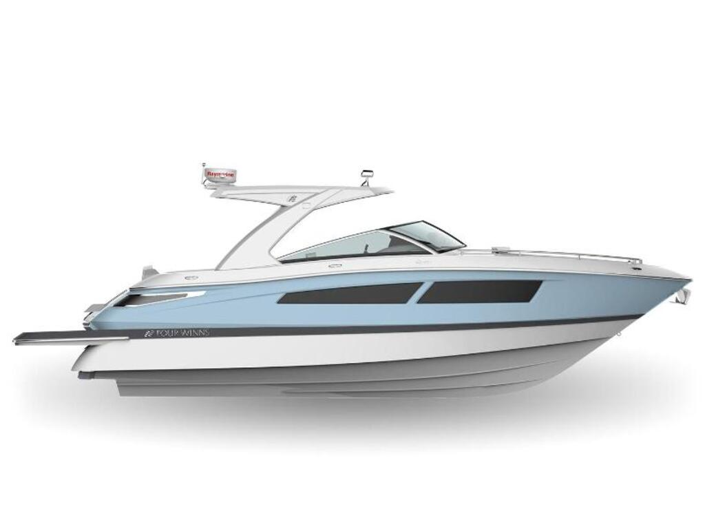 2019 Four Winns boat for sale, model of the boat is H 350 & Image # 3 of 16