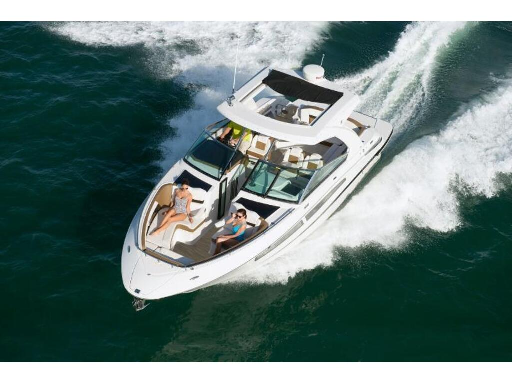 2019 Four Winns boat for sale, model of the boat is H 350 & Image # 5 of 16
